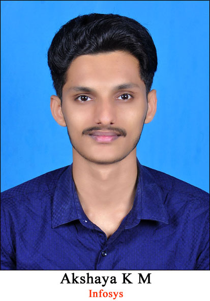 Akshaya K M