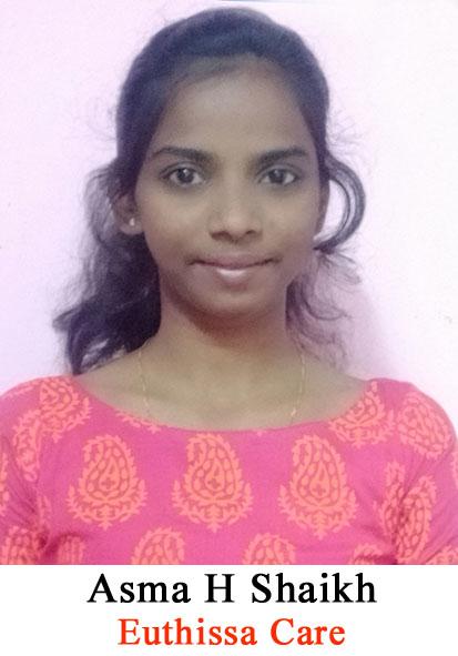 Asma H Shaikh